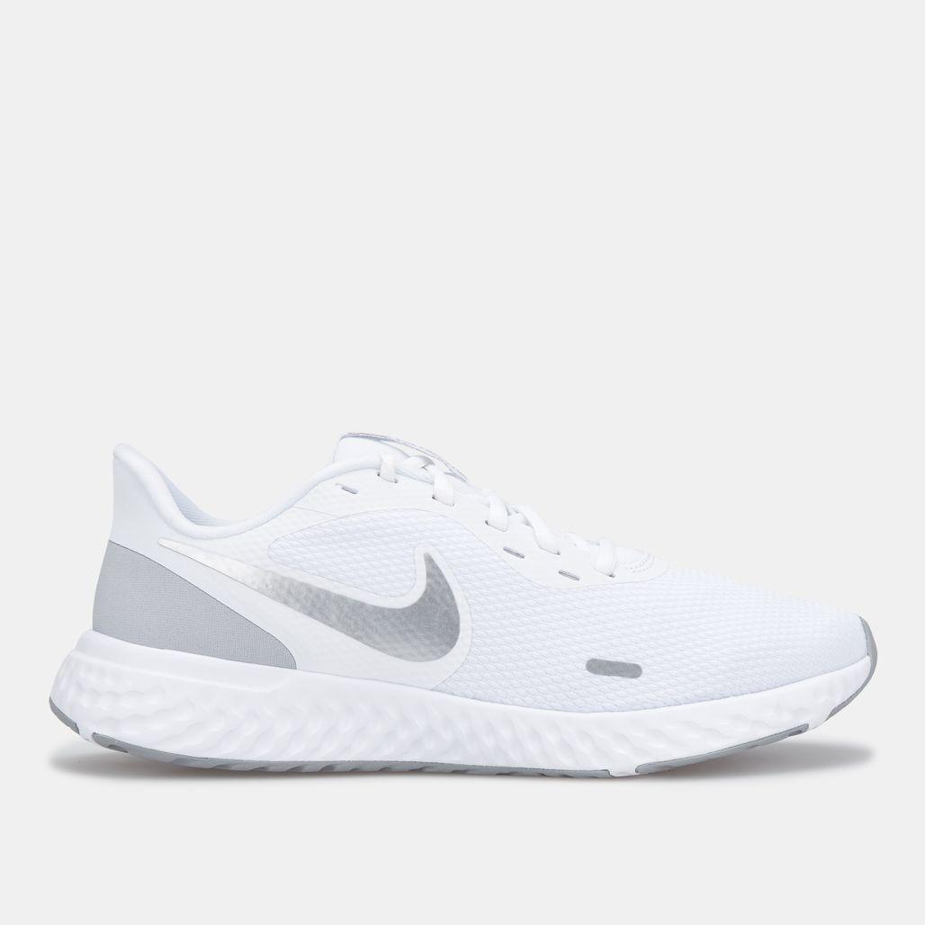 حذاء الجري ريفليوشن 5 من نايك للنساء