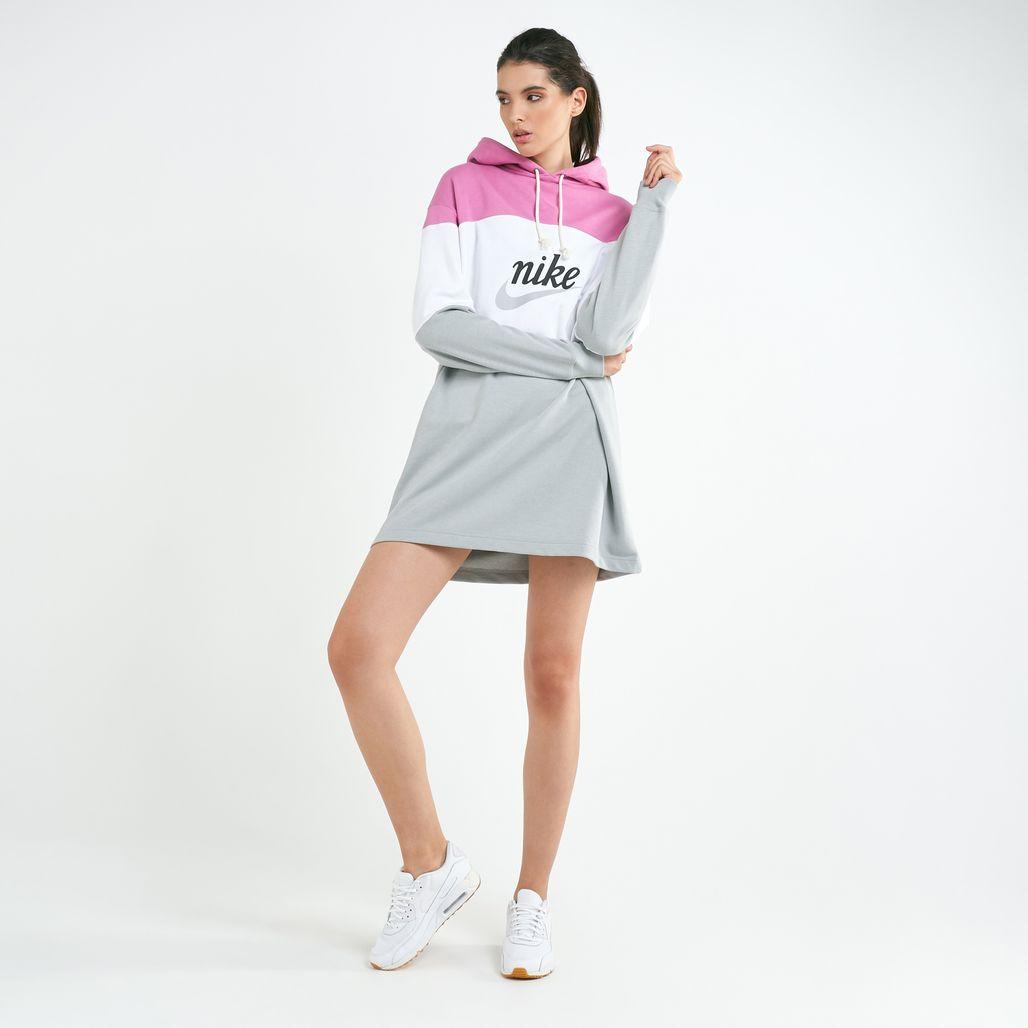 Nike Women's Sportswear Varsity French Terry Dress