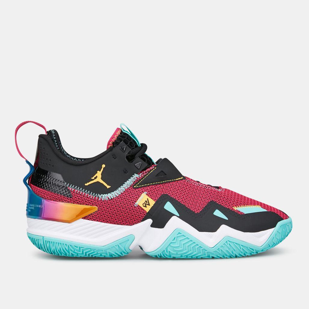 Jordan Men's Westbrook One Take Shoe