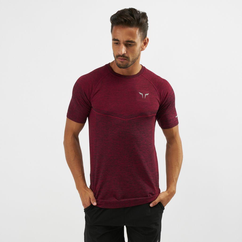 Squat Wolf Seamless Dry-Knit T-Shirt