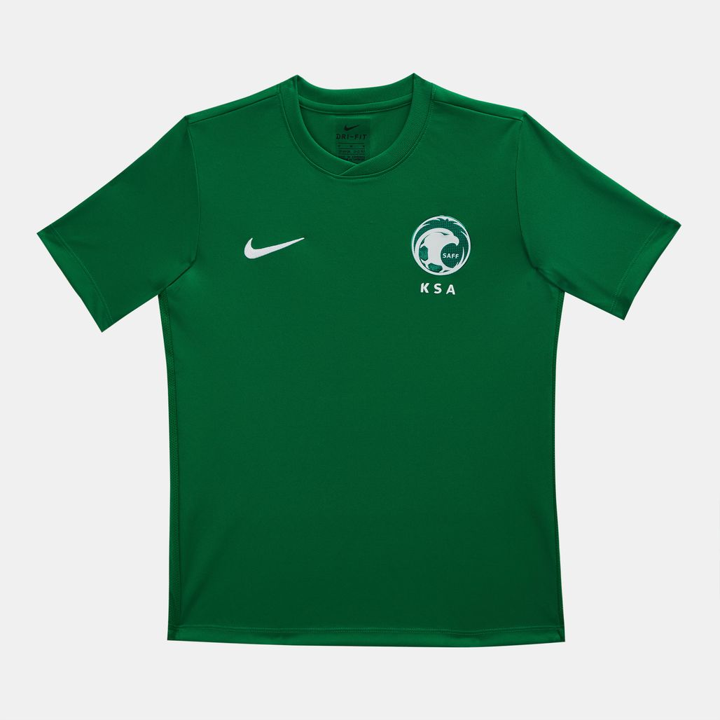 Nike Kids' Saudi Arabia Stadium Away Football Jersey - 2018 (Older Kids)