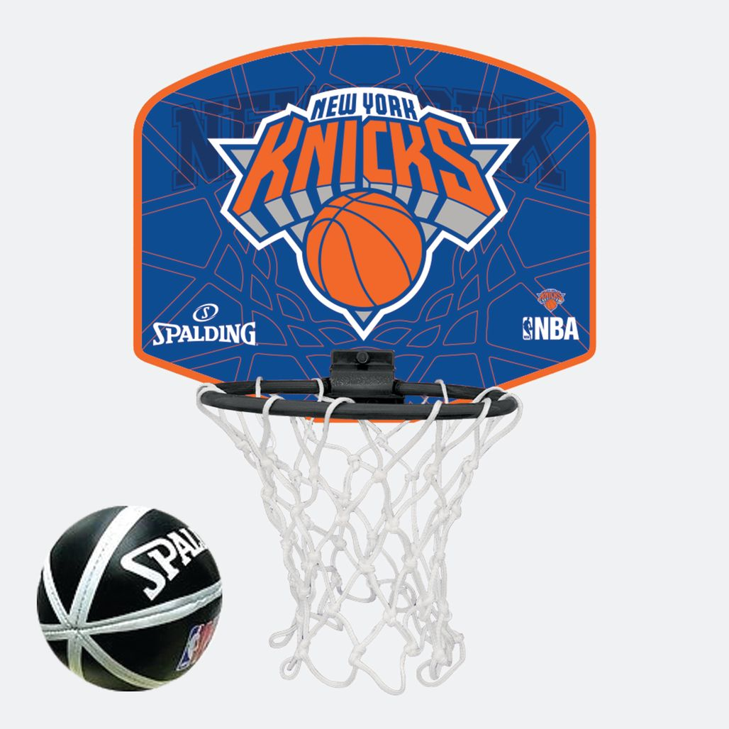 Spalding Kids' NBA New York Knicks Micro Mini Backboard Set - Multi