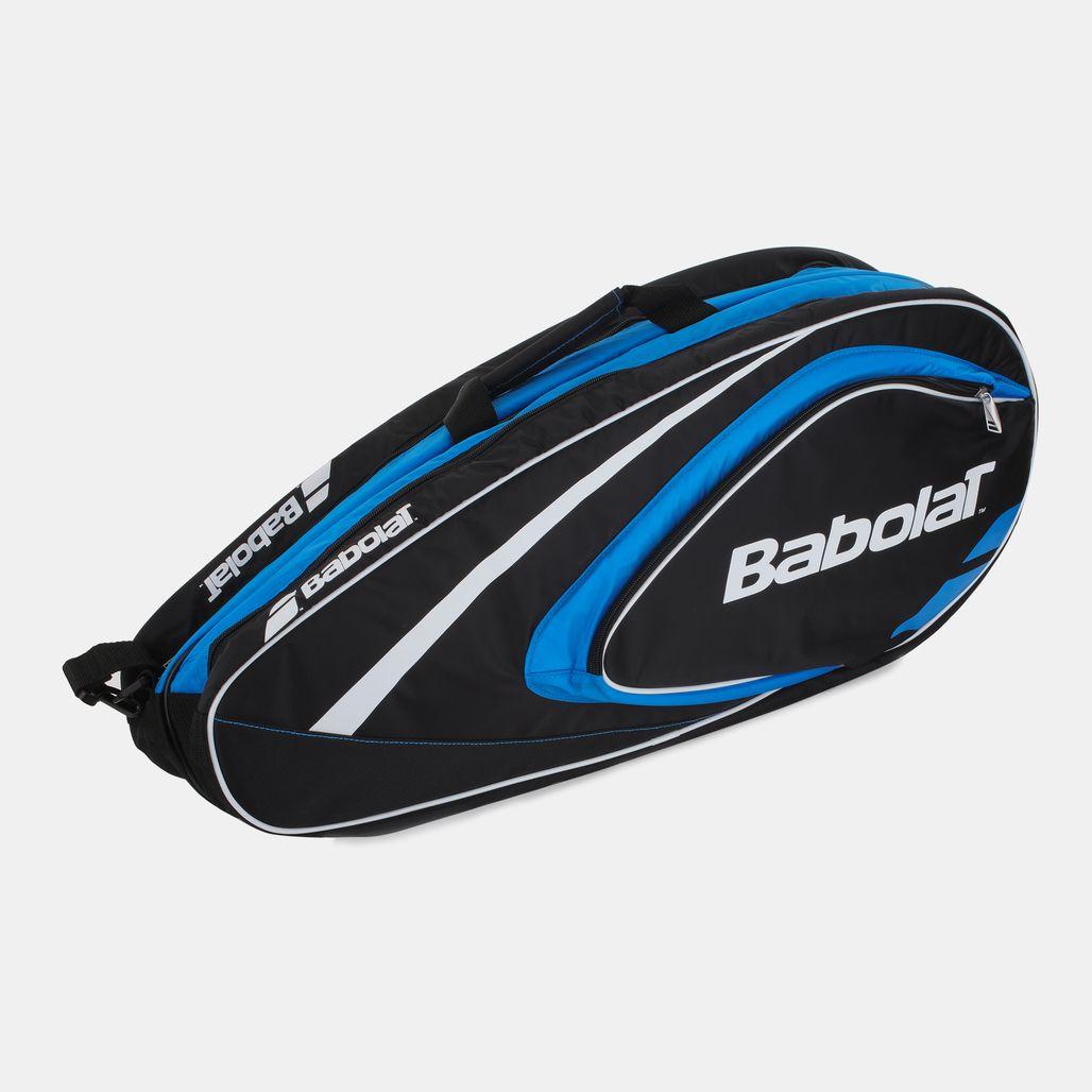 Babolat X3 Club Racket Holder Bag - Blue