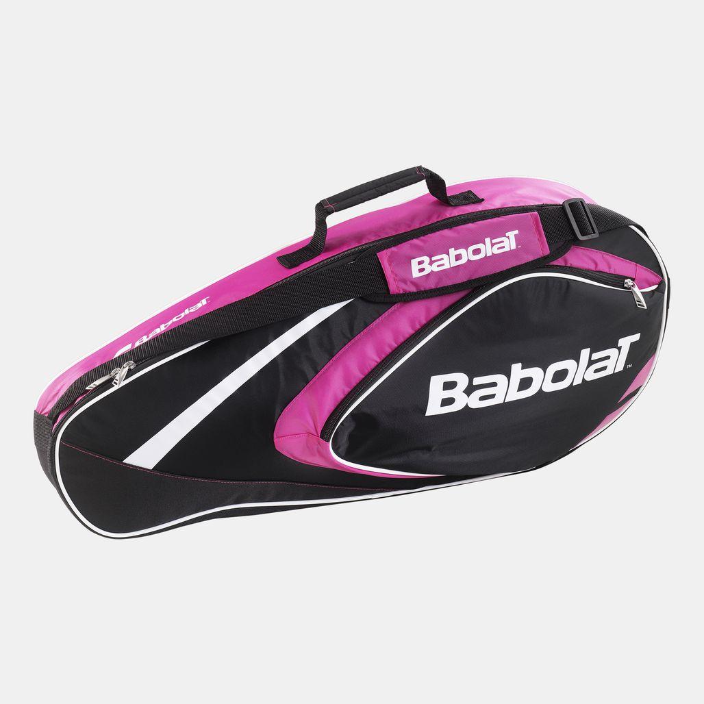 Babolat X3 Club Racket Holder Bag - Black