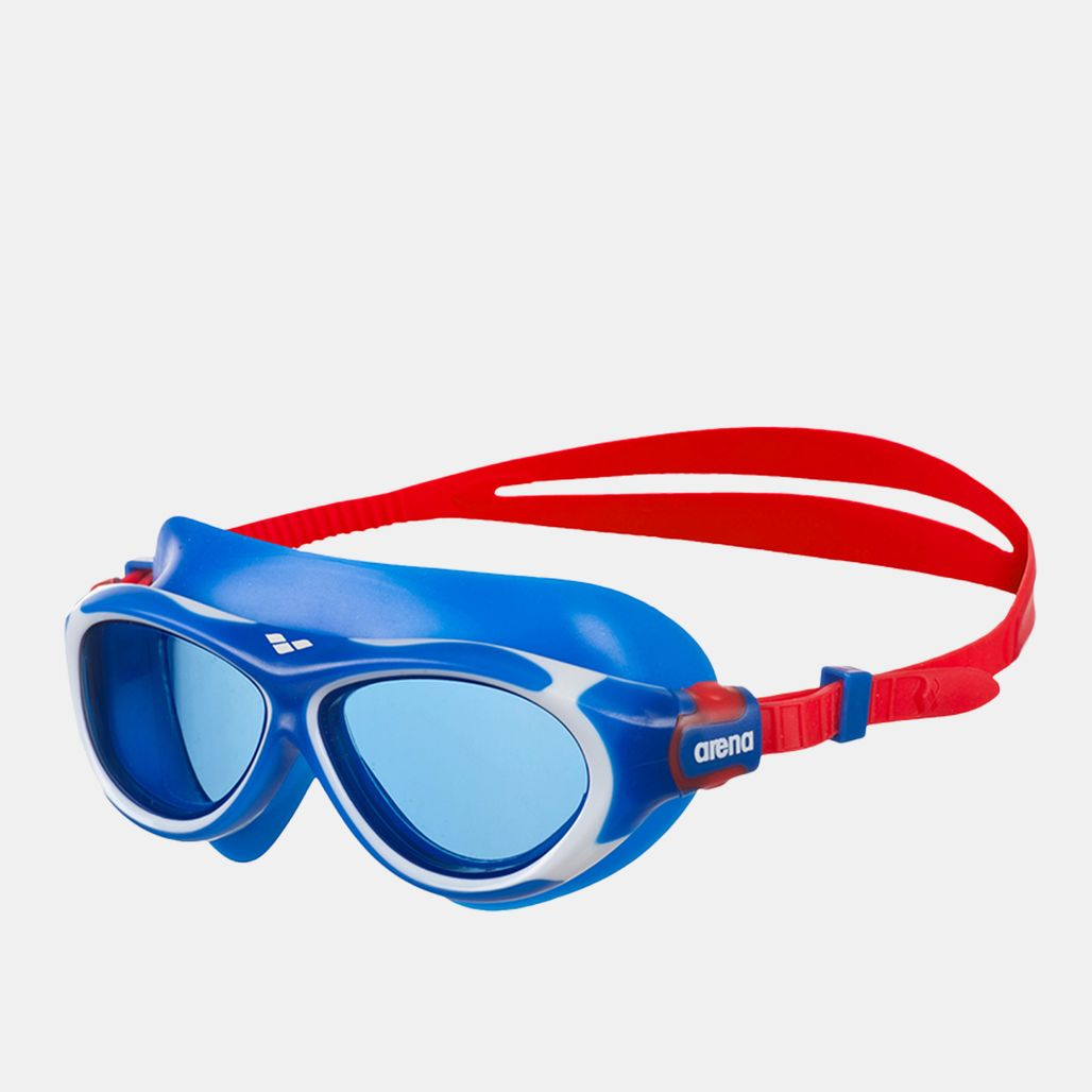 Arena Kids' Oblo Swimming Goggles - Multi