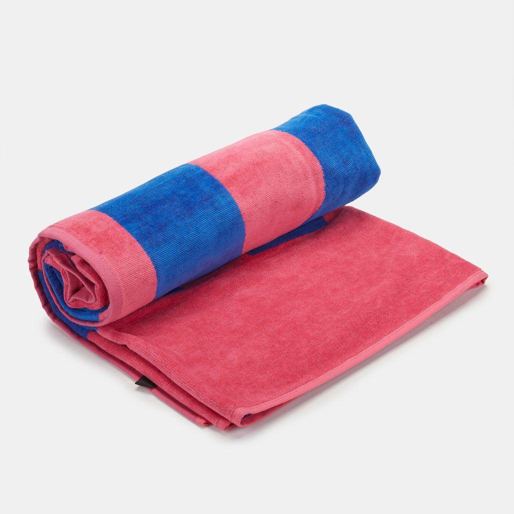 Arena Signature Logo Towel - Red