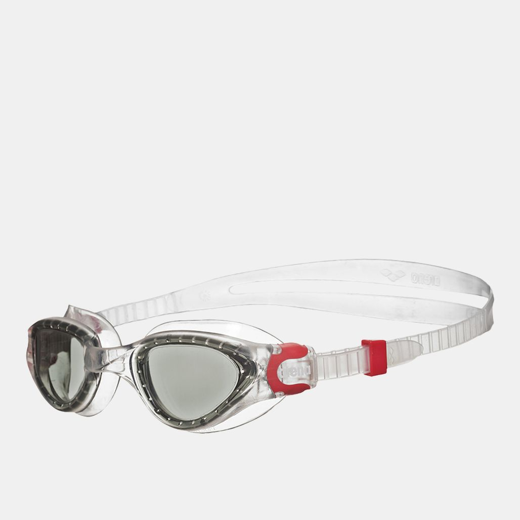 Arena Cruiser Soft Swim Goggles - White