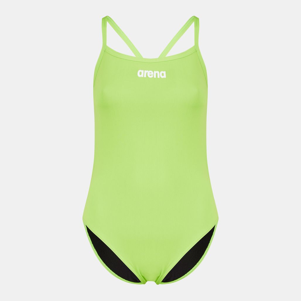 Arena Solid Light Tech High Swimsuit