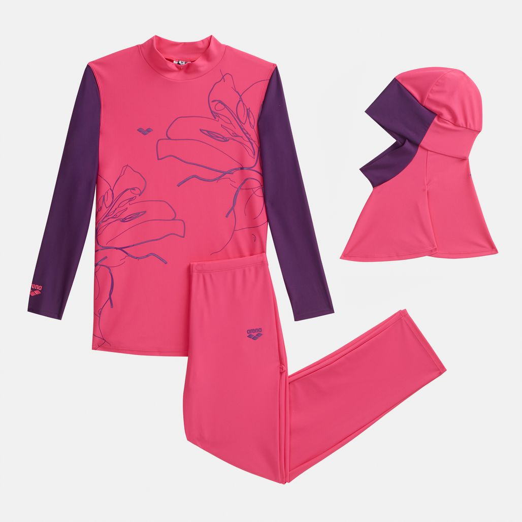 Arena Kids' Lilium Cover Up
