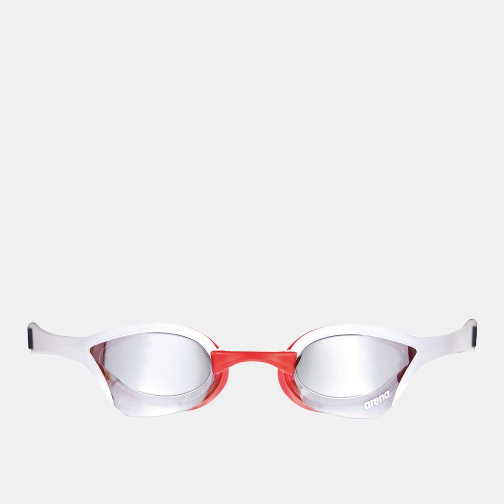 نظارات السباحة الترا ميرور من ارينا - أبيض