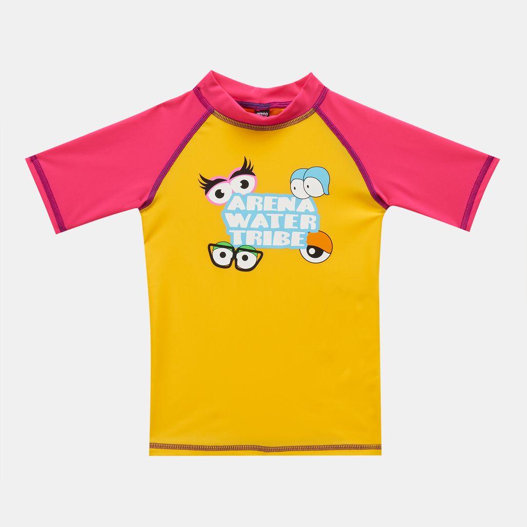 Arena Kids' Water Tribe UV T-Shirt