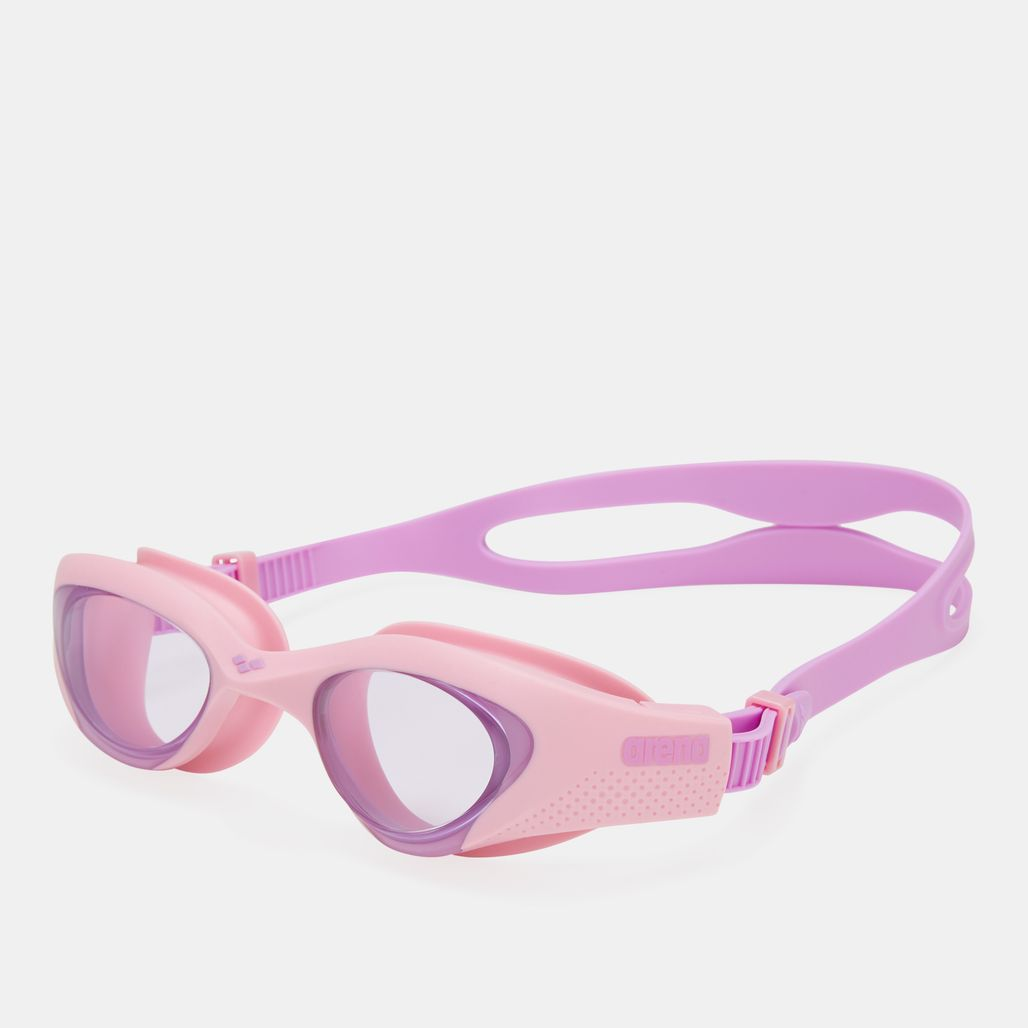 Arena Kids' The One Goggles - Purple