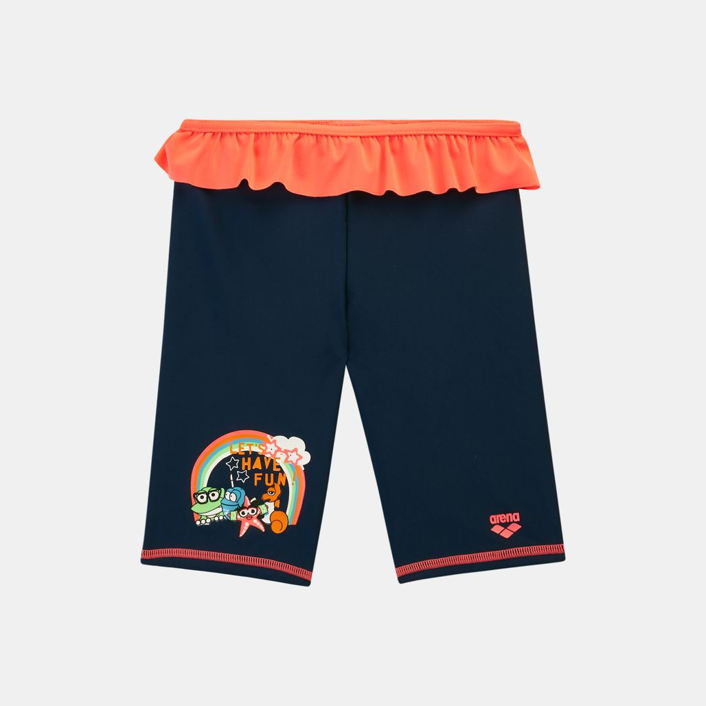 Arena Kids' Water Tribe Girl UV Jammer shorts (Older Kids)