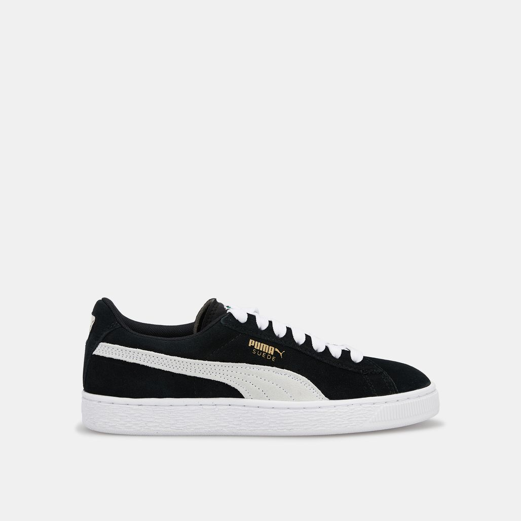 PUMA Kids' Suede Jr Shoe (Older Kids)