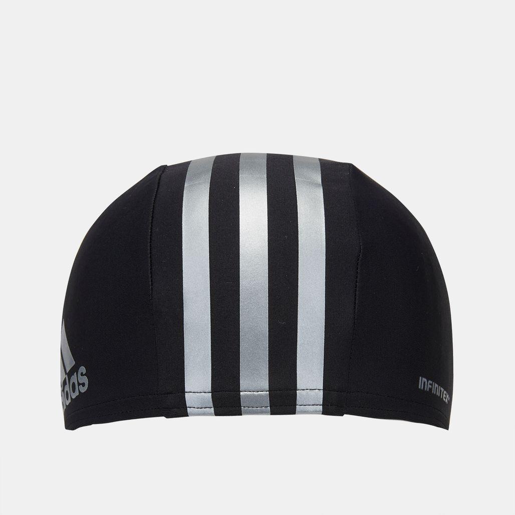adidas Infinite X Swimming Cap - Black