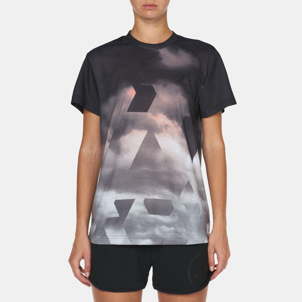 adidas Boyfriend AOP T-Shirt