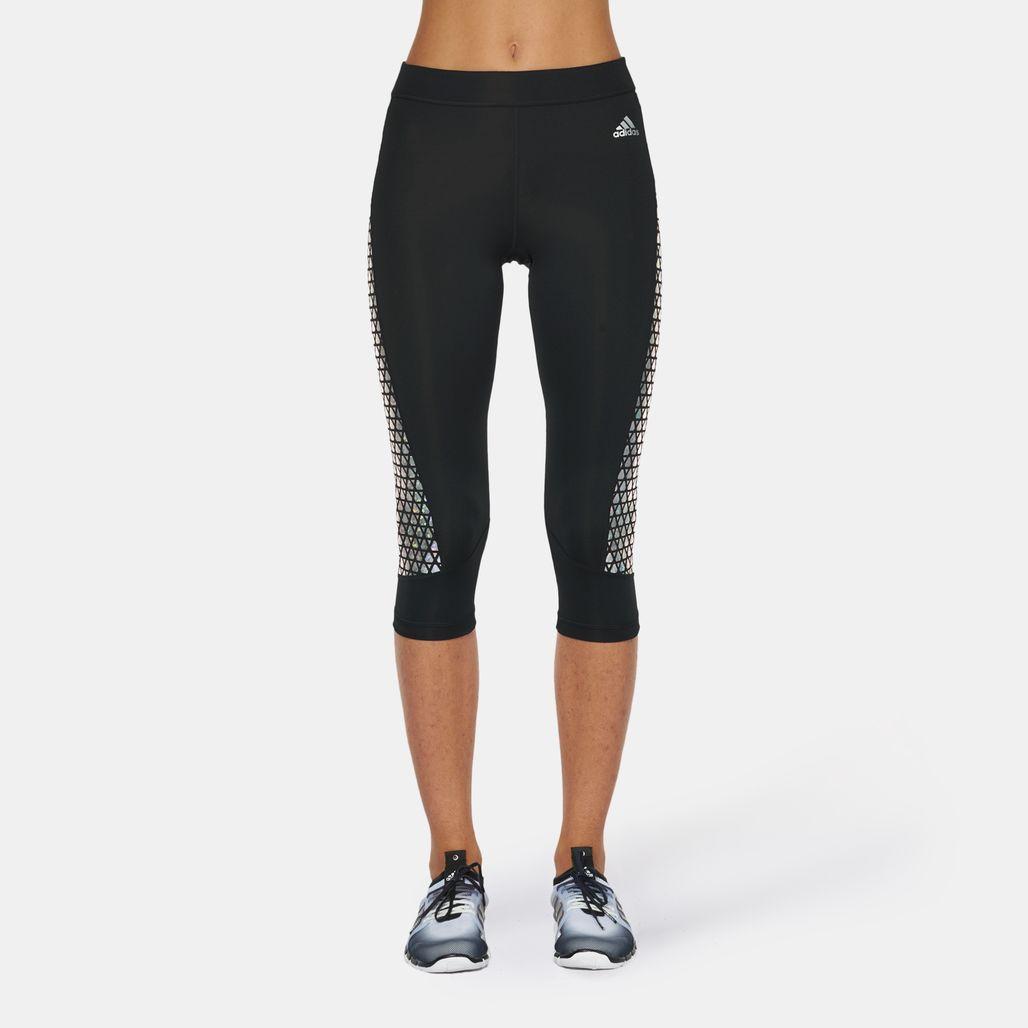 adidas TechFit™  C Triovermet 3/4 Pants