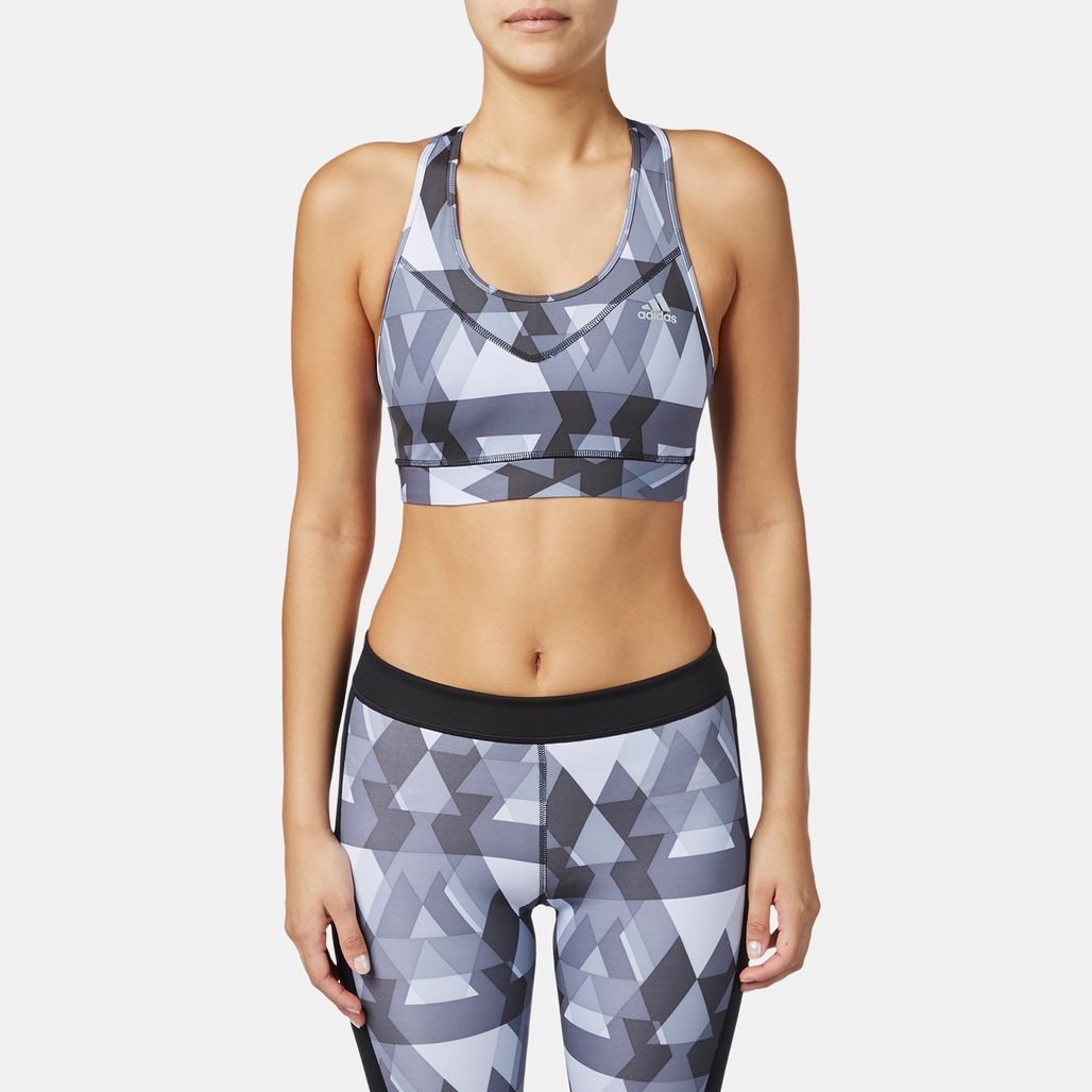 adidas TechFit™  Glo Tri Sports Bra