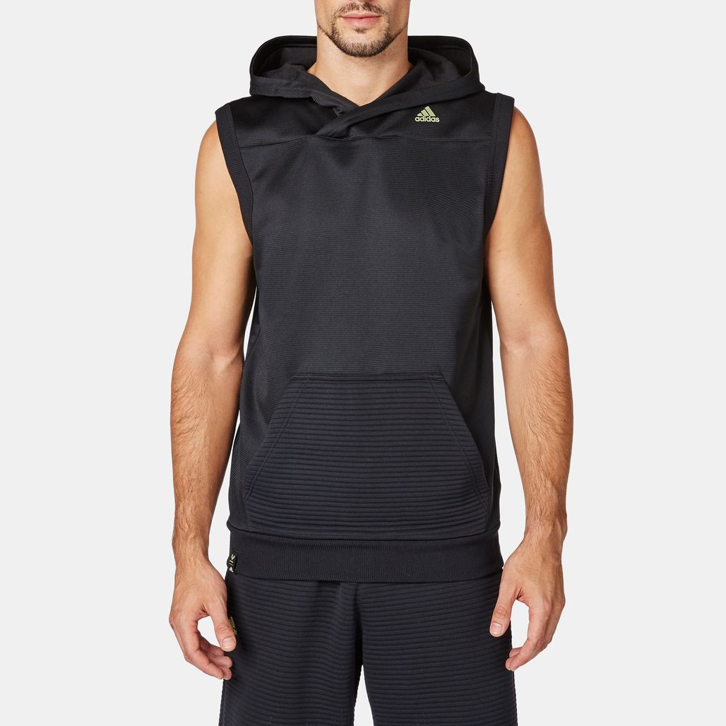 adidas Swml Hooded Sweat Vest
