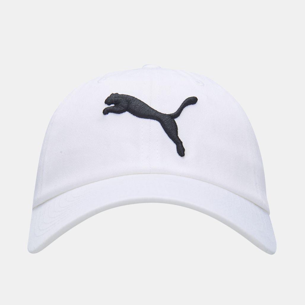 Puma Men's ESS Cap - White