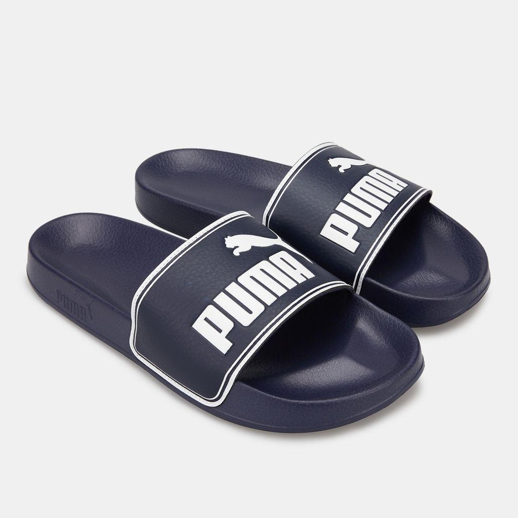PUMA Men's Leadcat Slide Sandals