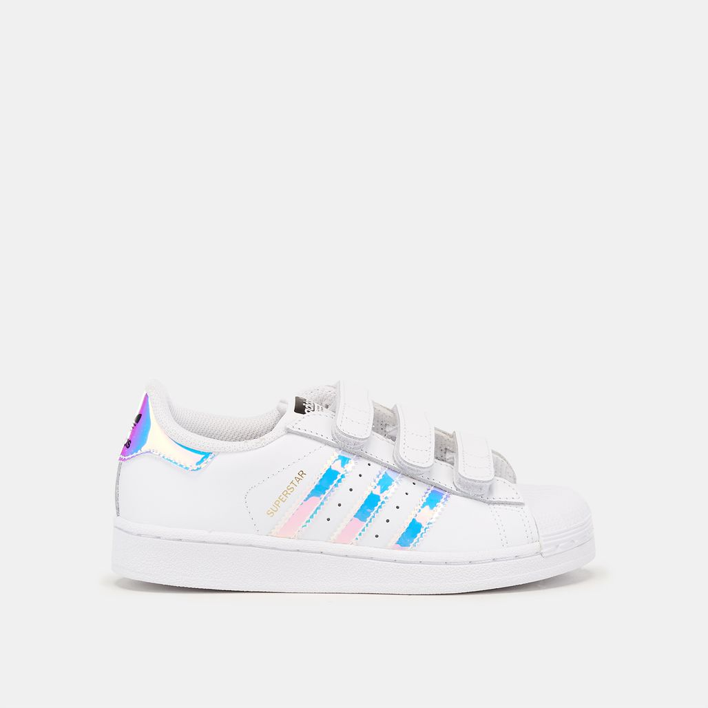 adidas Originals Kids' Superstar Shoe (Little Kids)