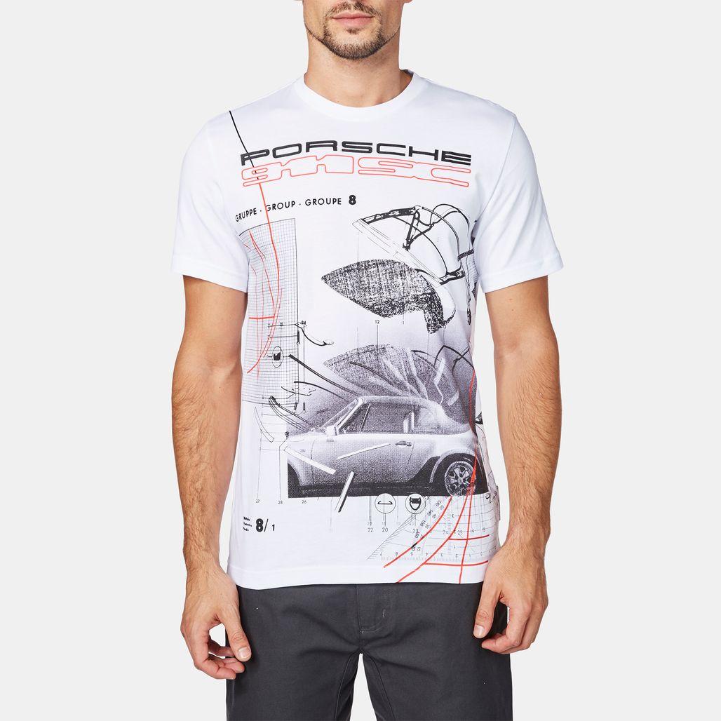 adidas 911 Sc G T-Shirt