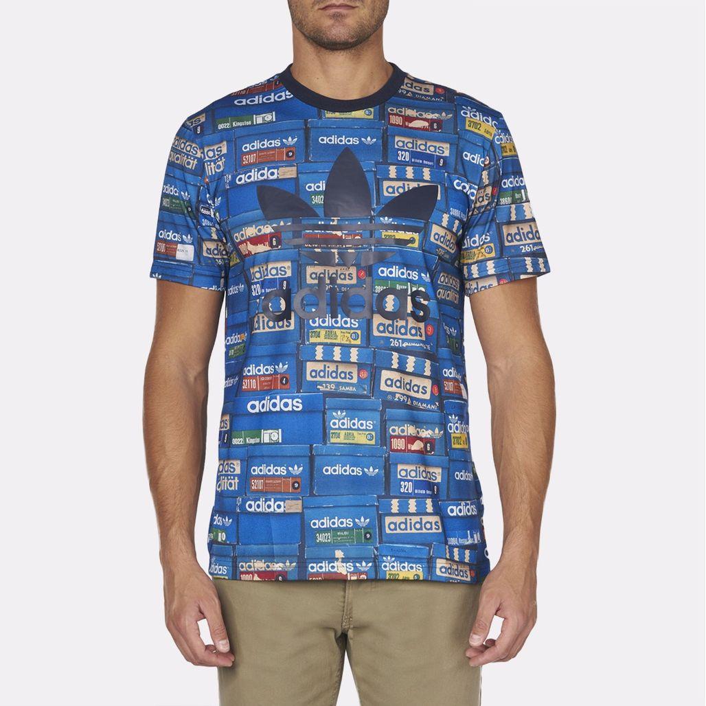 adidas Original Trefoil T-Shirt