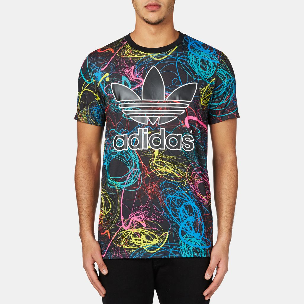adidas Originals Printed T-Shirt