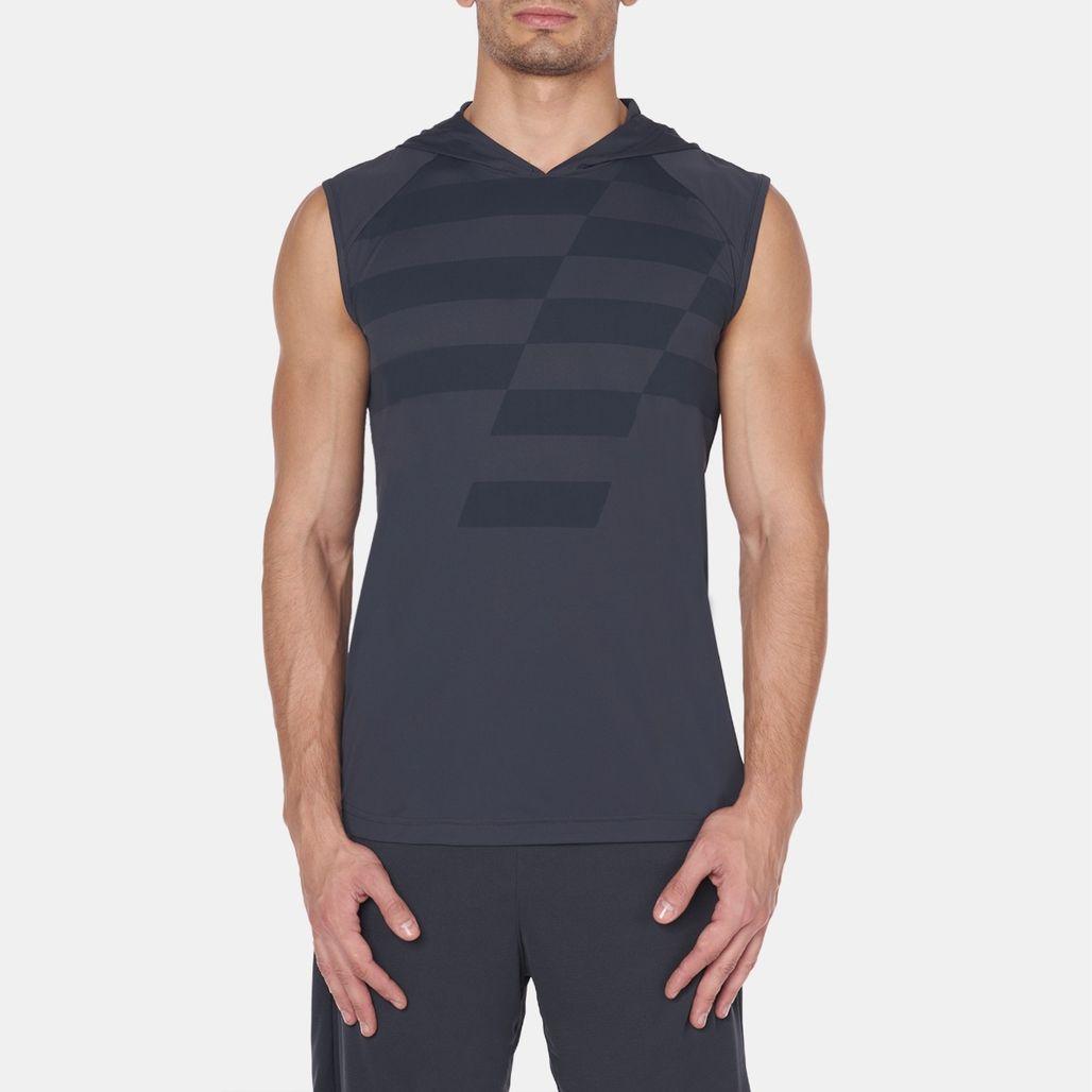 adidas UFB Hooded T-Shirt
