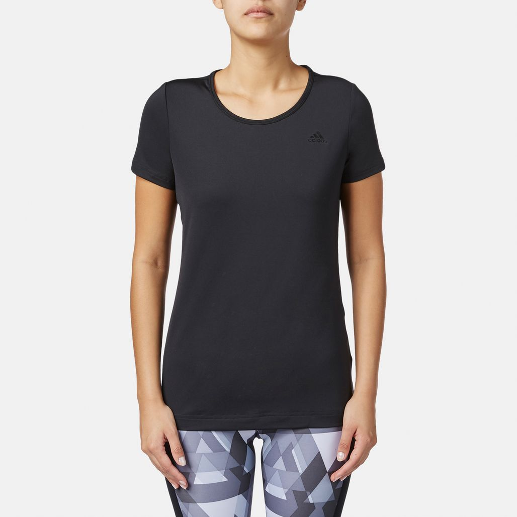 adidas Basic Solid T-Shirt