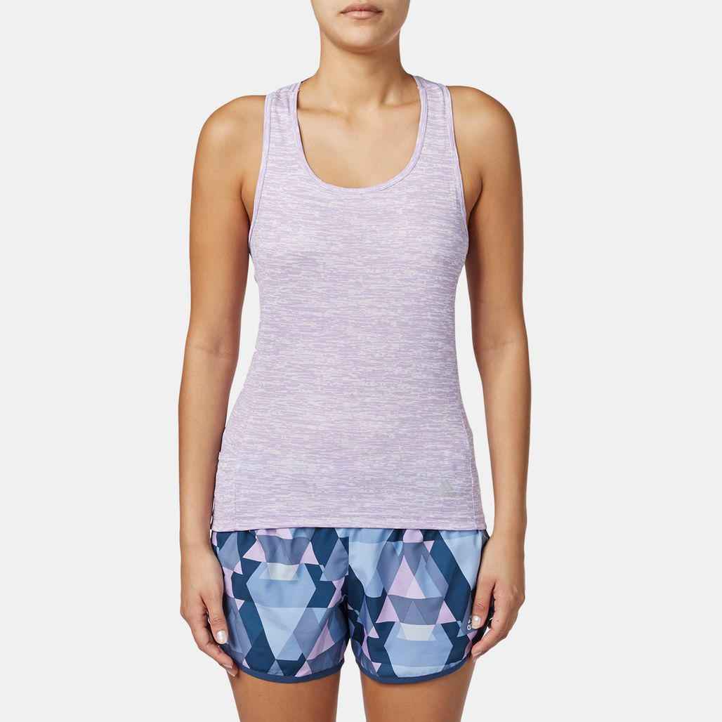 adidas Supernova Fitted Tank Top