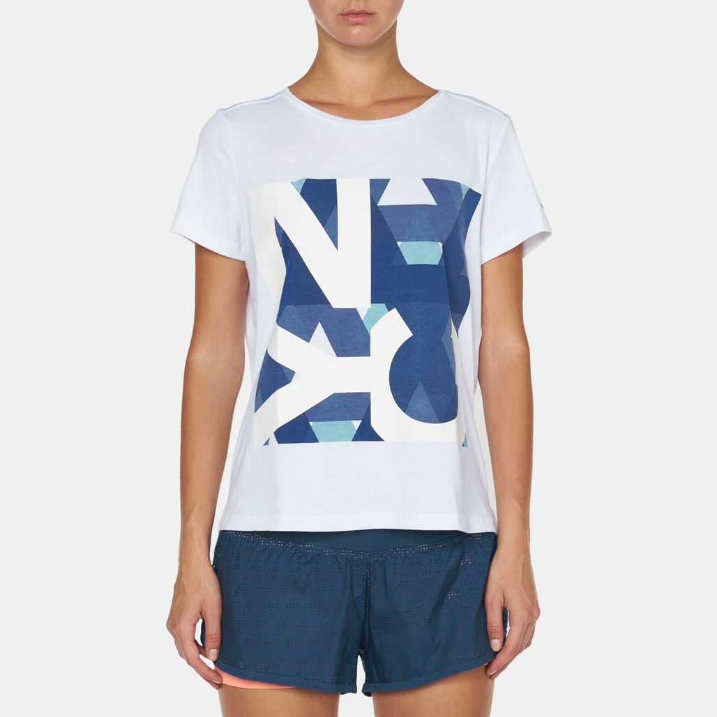 adidas Boxy AOP T-Shirt