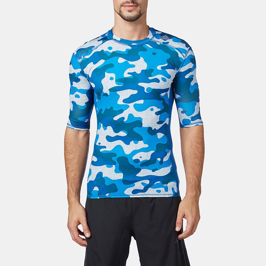 adidas TechFit™ Base Compression T-Shirt
