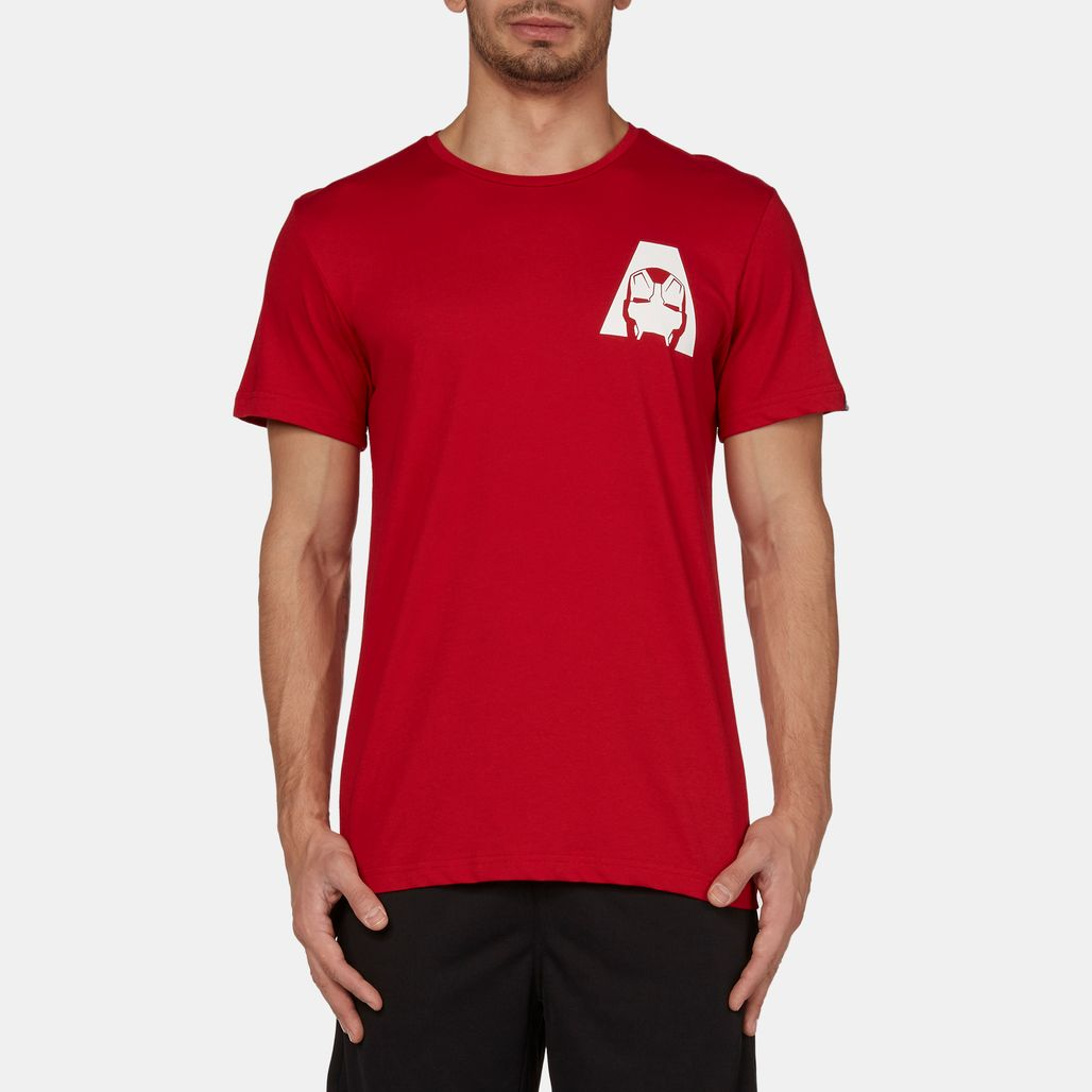 adidas Iron Man T-Shirt