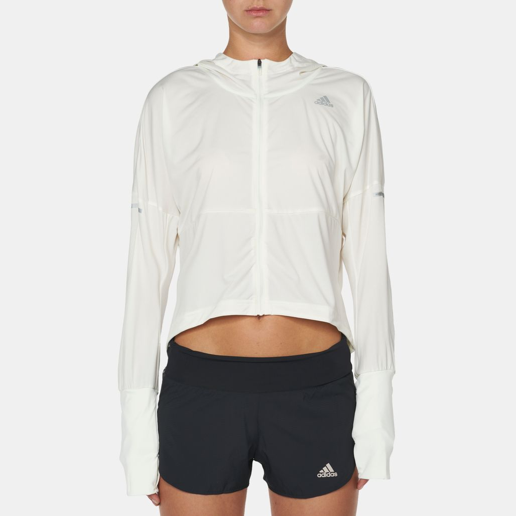 adidas Pure X Running Jacket