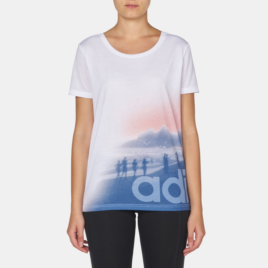 adidas Ipanema Beach T-Shirt