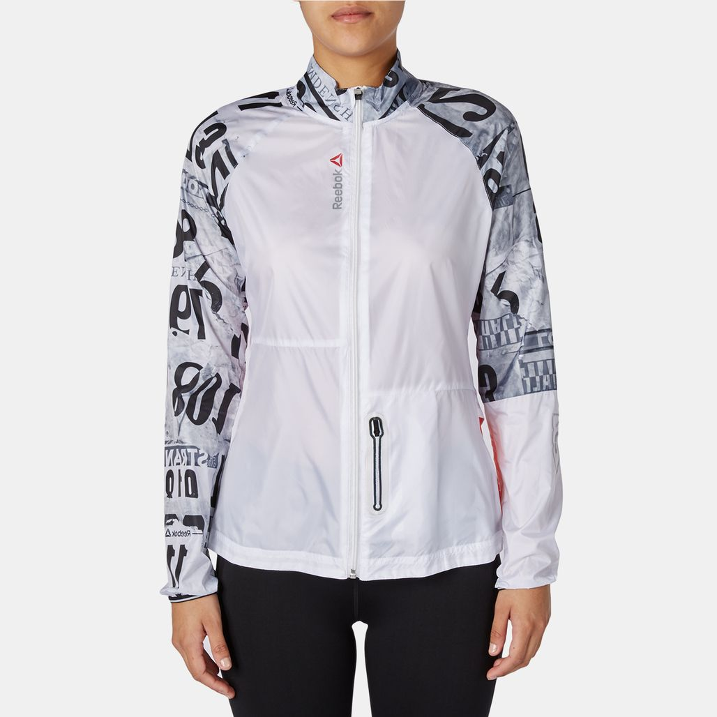 Reebok One Series Running LNDN Wind Jacket