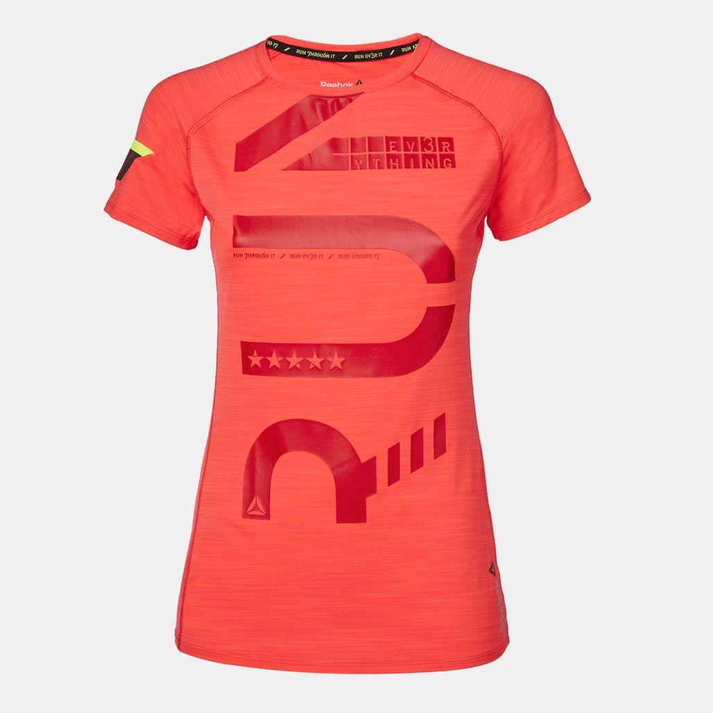 Reebok One Series Running ActiveChill T-Shirt