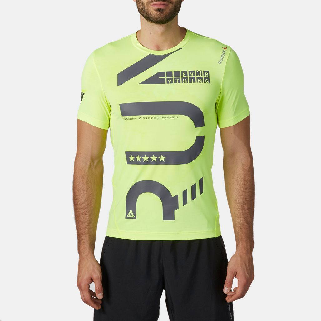 Reebok One Series Running Short Sleeve ACTIVChill T-Shirt