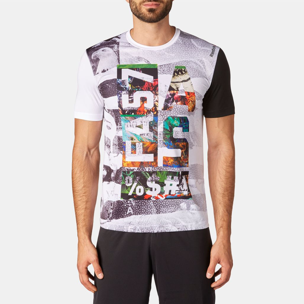 Reebok One Series Sublimate T-Shirt