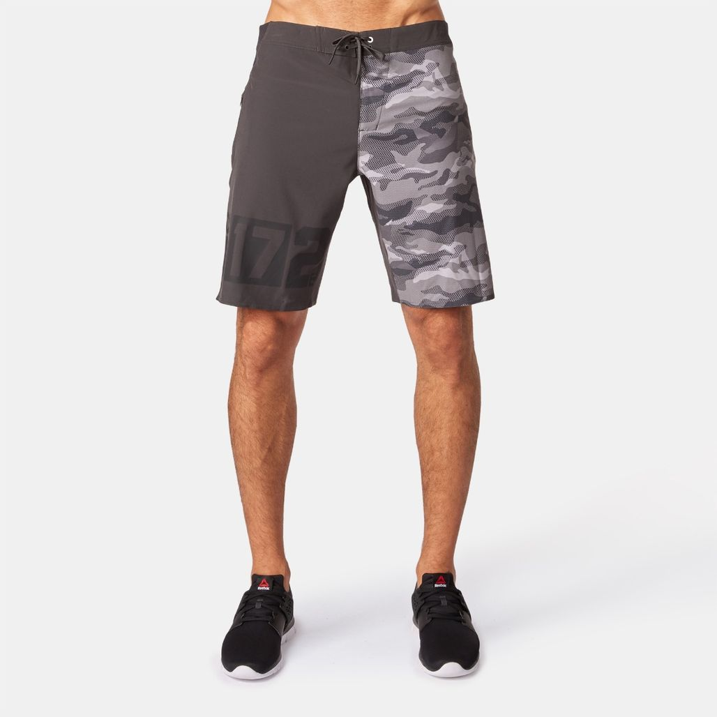Reebok One Series Camo Shorts