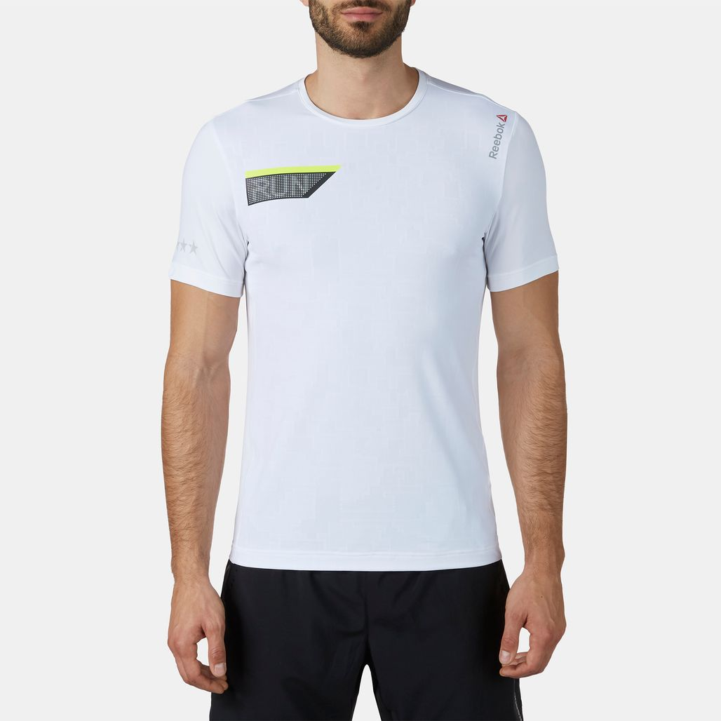 Reebok One Series Short Sleeve Elev T-Shirt