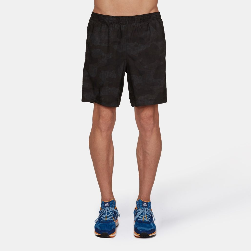 adidas Printed Running Shorts