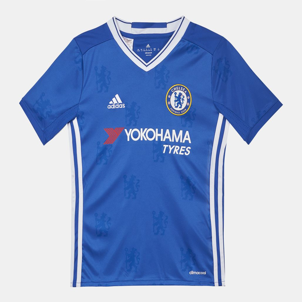 adidas Kids' Chelsea FC Home Jersey