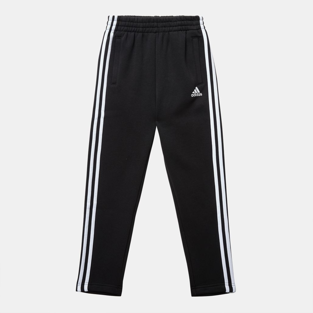 adidas Kids' Essentials 3-Stripes Fleece Pant