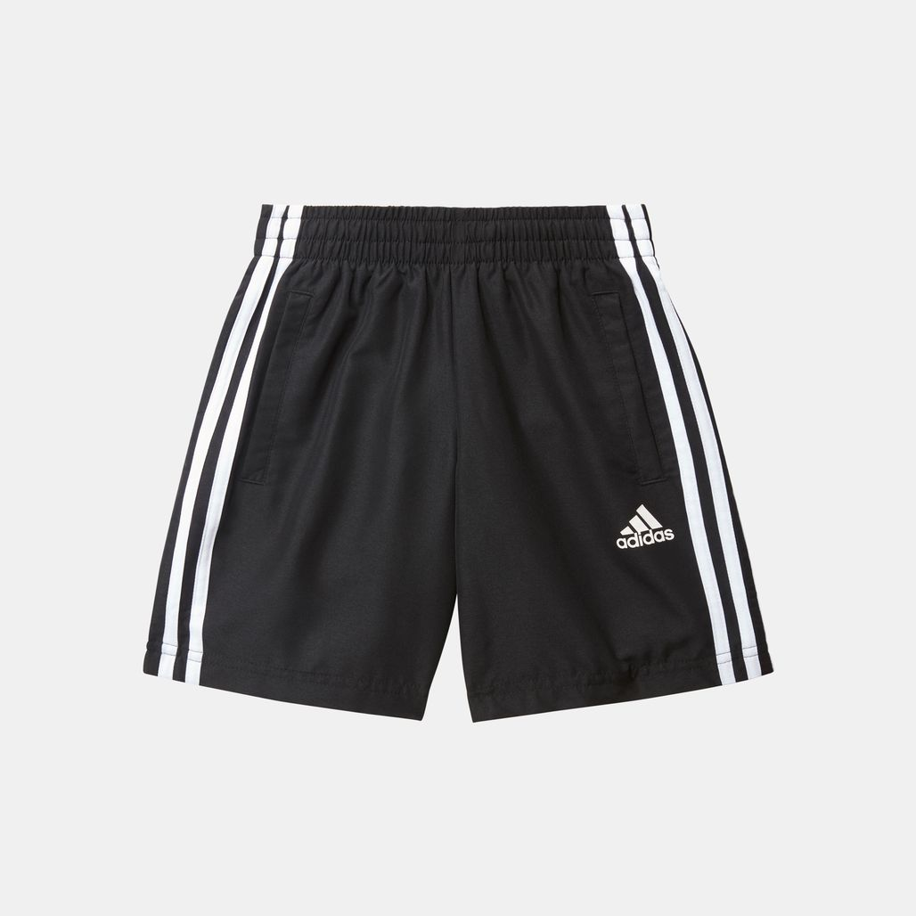 adidas Kids' Essentials 3-Stripes Shorts