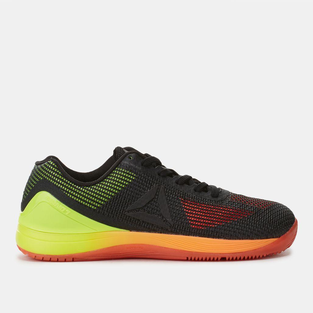 shop orange reebok crossfit nano 70 shoe for womens by