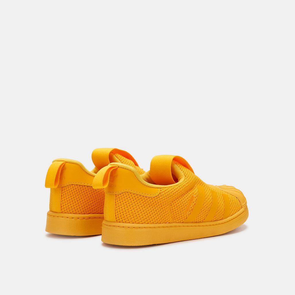 Shop Amarillo Superstar adidas Originals Hombre' Superstar Amarillo 360 Supercolour Zapatos a05315
