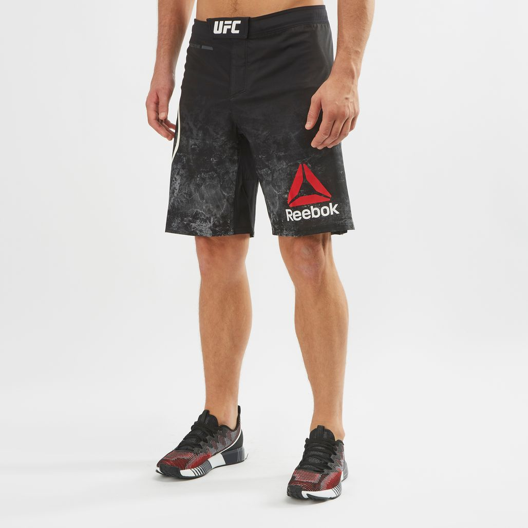 Reebok UFC Fight Night Blank Octagonal Shorts
